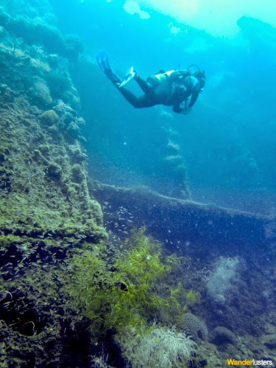 Best Places To Go Scuba Diving On Earth | Diving The Wreck Of The SS Yongala