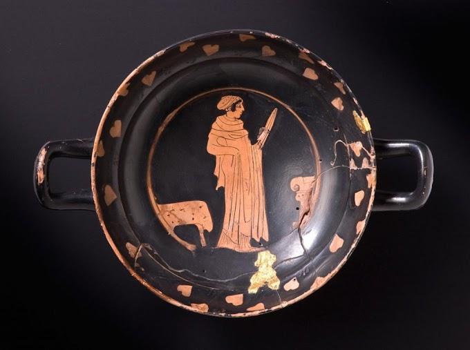 Οι Κέλτες της Βουργουνδίας έπιναν  ελληνικό κρασί
