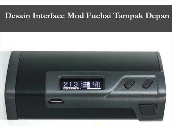 Interface mod fuchai 213