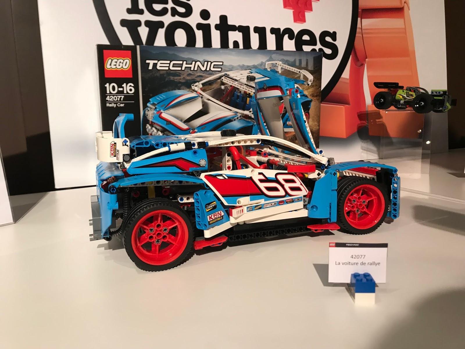 rally car 42077