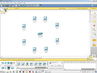 Cisco Packet Tracer Tutorial Connects Inter Pc – Cisco