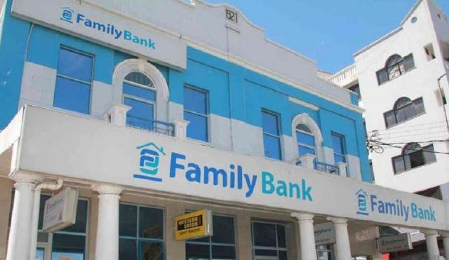 family bank swift code
