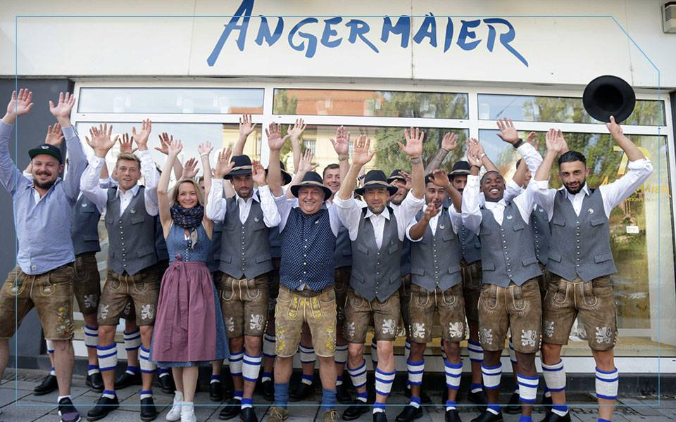1860 Munich to celebrate Oktoberfest with special themed kit