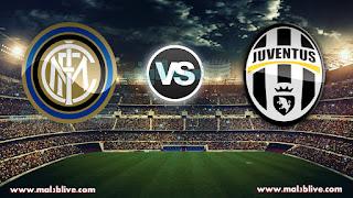 مشاهدة مباراة يوفنتوس وانتر ميلان Juventus Vs Internazionale بث مباشر بتاريخ 09-12-2017 الدوري الايطالي