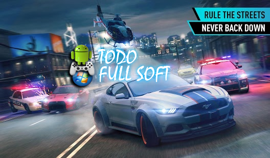 Descargar Need for Speed No Limits v1.4.8 Full apk + Mod