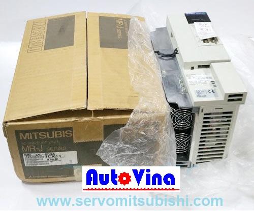 Đại lý bán Drive Amplifier MelServo Mitsubishi 5kW MR-J2S-500A