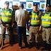Policiais da Barreira (PMRv) de Mundo Novo prende foragido embriagado com arma de fogo.