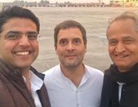 Madhya Pradesh Kamal Nath, Rajasthan, Chhattisgarh Decide Today