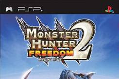Monster Hunter Freedom 2 [595 MB] PSP
