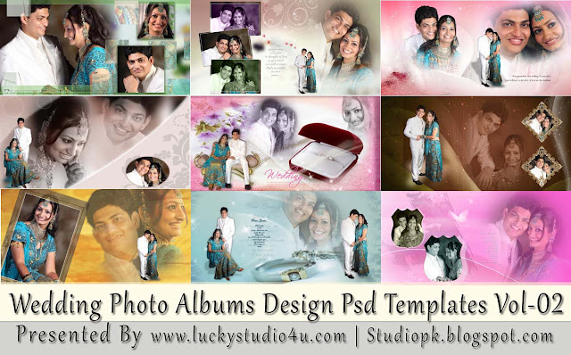 Wedding Album DM