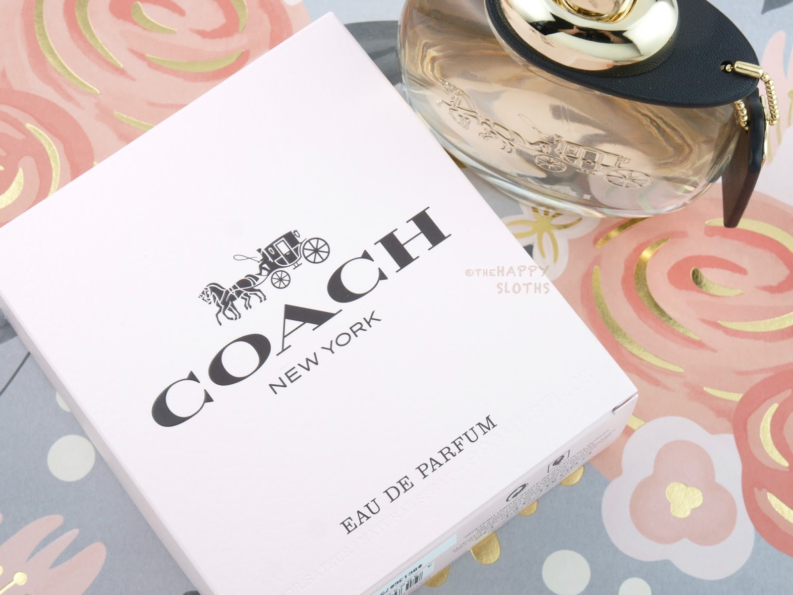 Coach Eau de Parfum Review
