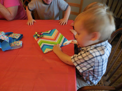 A Curious George Birthday Party For Jp