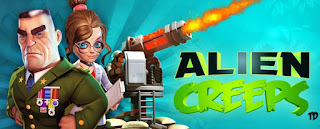 Download Alien Creeps TD (MOD, unlimited money) free on android