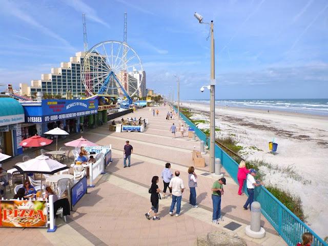 Pier de Daytona Beach