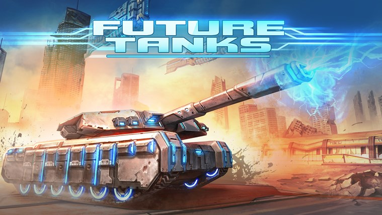 Future Tanks: Free Multiplayer Tank Shooting v2.57 Apk Mod