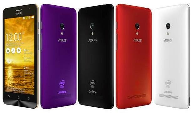 Asus Zenfone 5 With 16GB ROM (A501CG) Now Available For Php6,995