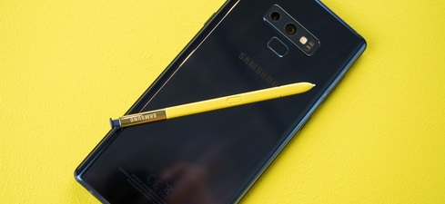 Keunggulan Samsung Galaxy Note 9 - S Pen