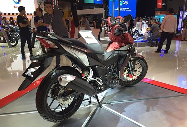 Harga Motor dan Spesifikasi Honda Supra GTR 150 Terbaru 2016