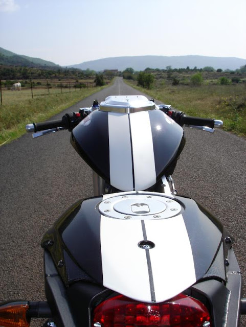 Wakan Open Road Motorcycle
