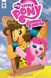 MLP Friends Forever #34 Comic
