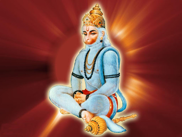 Best Hindu God Hanuman HD Wallpaper For Your Mobile & Desktop