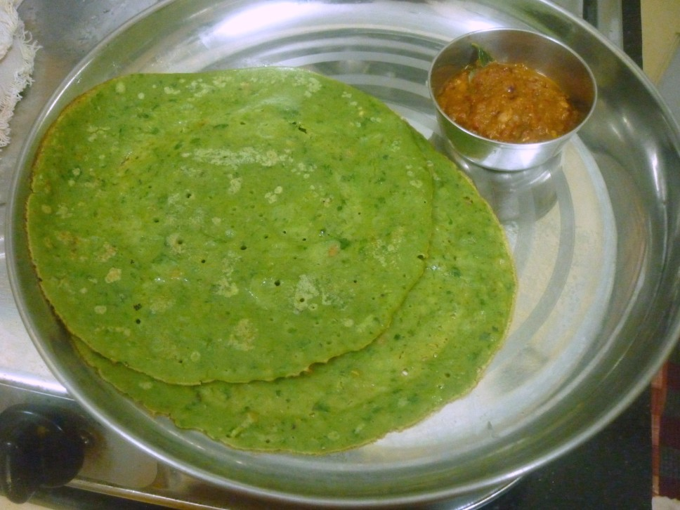 how to make dosa from mtr mix
