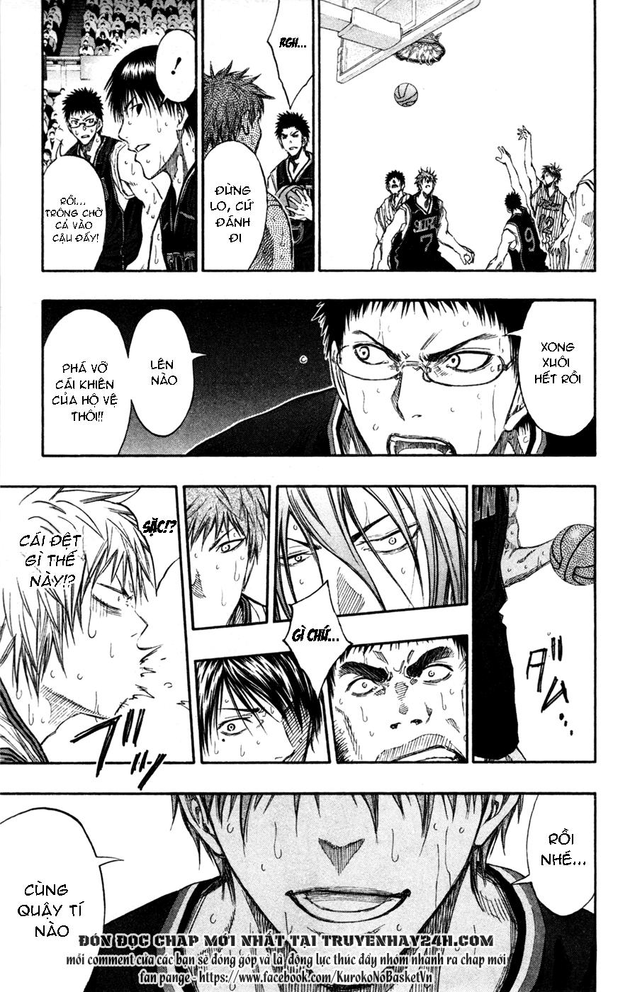 Kuroko No Basket chap 152 trang 11