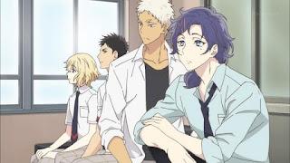 جميع حلقات انمي Sanrio Danshi مترجم عدة روابط