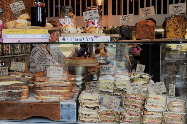 Brighton Brunch - Marmalade cafe, Kemptown photo by modern bric a brac