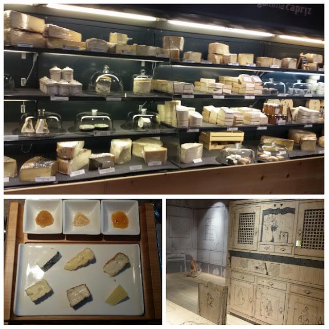 capriz formaggio vandoies