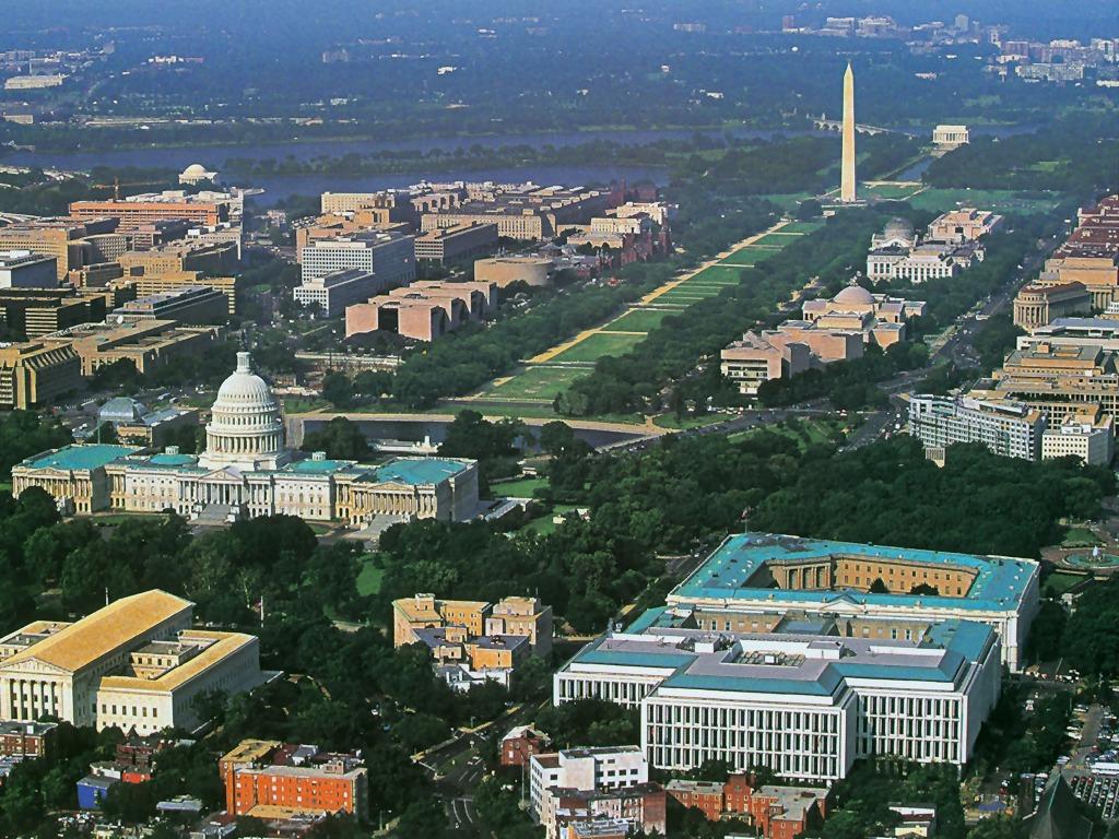 Washington, D.c   Amazing City Of United States   World