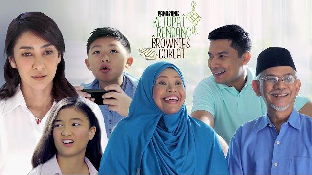 drama keluarga, ketupat rendang, drama ramadhan