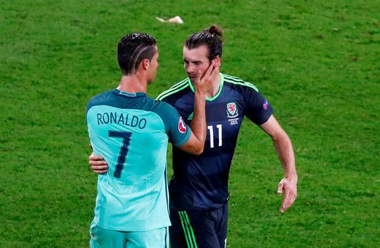 Ronaldo dan Bale Satu klub di Real Madrid