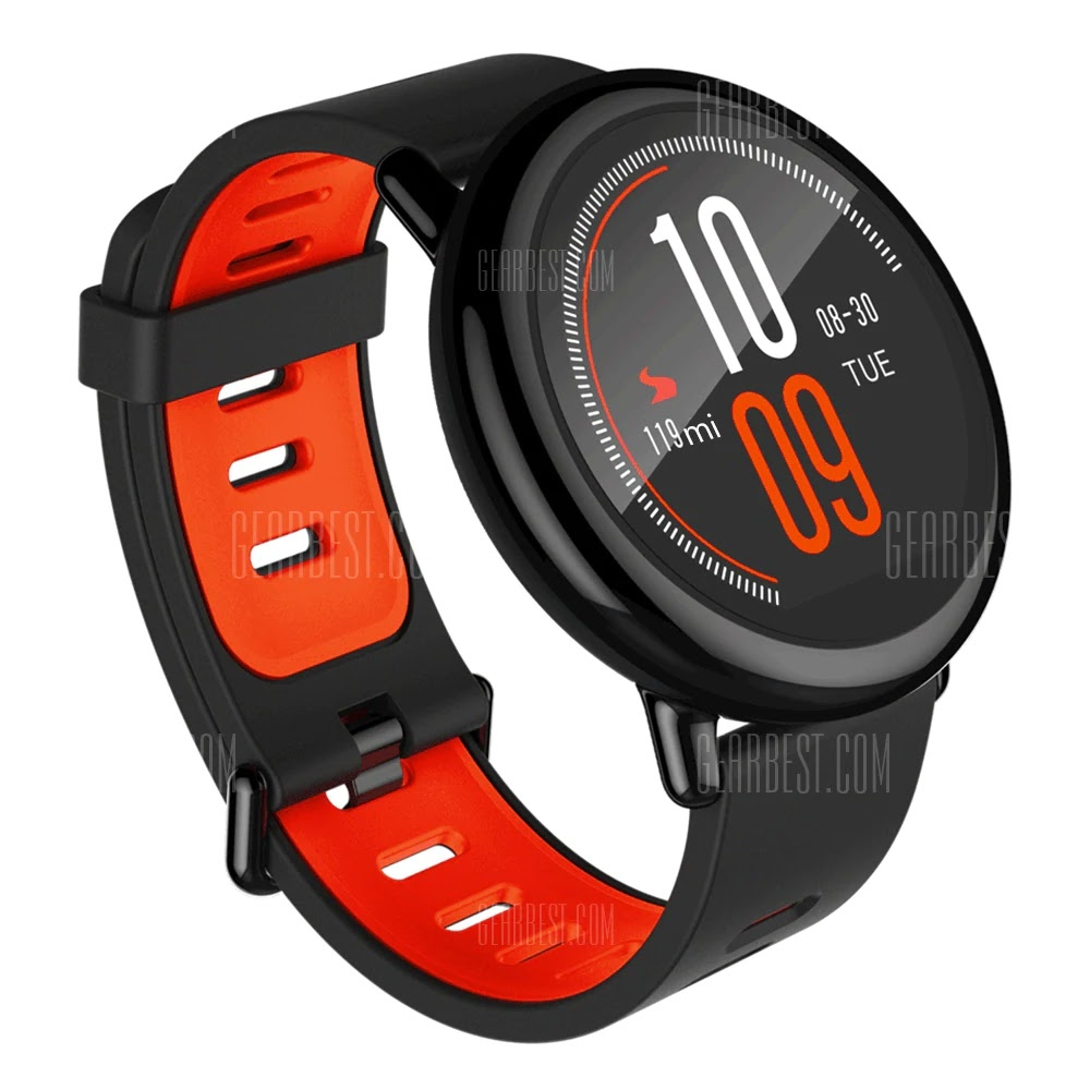 Xiaomi AMAZFIT Heart Rate Sports Smartwatch Coupon