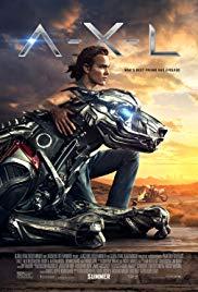 Assistir A.X.L.: O Cão Robô