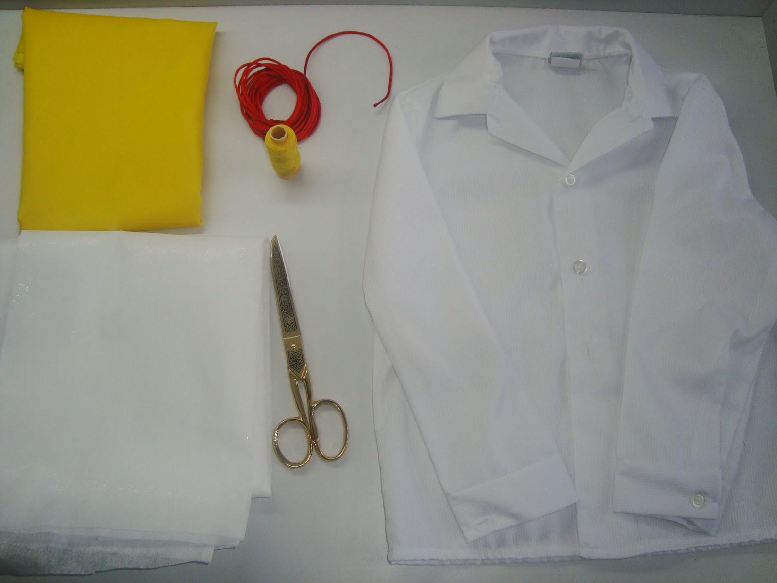 UN COMPLETO TUTORIAL Disfraz de JESSIE TOY STORY (LA CAMISA) 6b272470af7