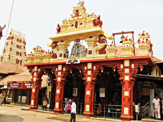 Sri Krishna Mutt in Udupi
