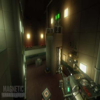 Magnetic Cage Closed PC Game Free Download