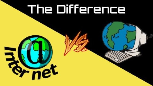 Internet Dan WWW Itu Sama Saja
