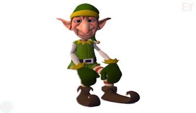 Elf,ডাইনি