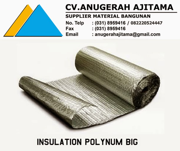 JUAL INSULATION POLYNUM BIG