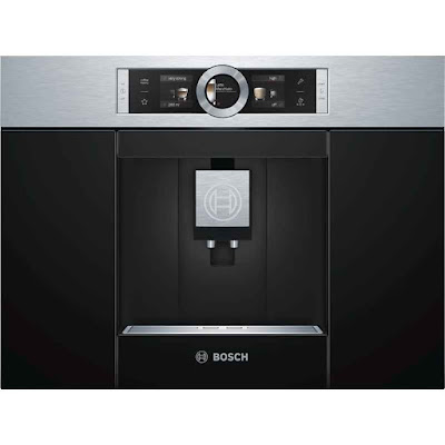 Cafetera integrable Bosch CTL636ES1 Serie 8