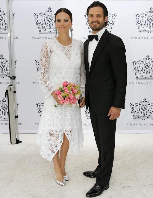 Swedish Royal Family attend Polar Music Prize 2016 | Newmyroyals ...