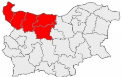 Vidin, Vratsa and Montana