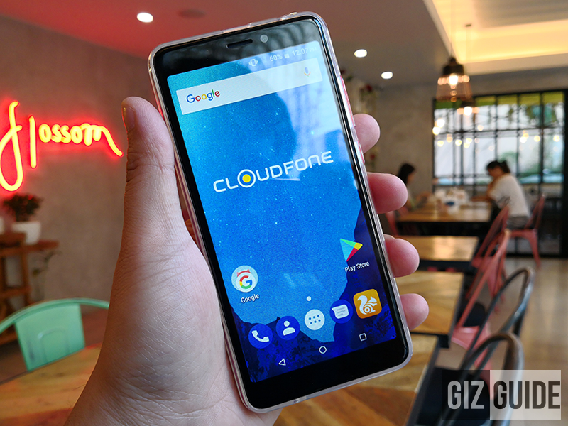 Cloudfone Thrill Boost 3 is poised to the the top-selling under PHP 3K phone