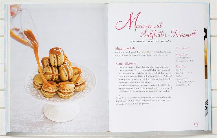 Rezension/Buchvorstellung Macarons für Anfänger von Aurelie Bastian 5