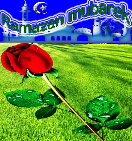 ramazan mubarek čestitka