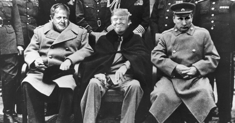 Yalta 2.0: The Atlanticists' #1 Fear in 2017