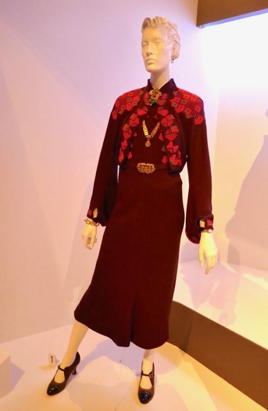 Michelle Pfeiffer Murder Orient Express Caroline Hubbard costume