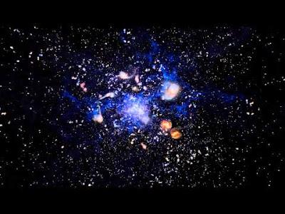 كشف أسرار الكون: تعرّف على أحد أضخم البنى في الكون المعروف
